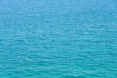 Blue Ocean Water Texture Stock Photography