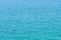 Blue Ocean Water Texture Royalty Free Stock Image
