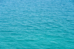Blue Ocean Water Texture Stock Images