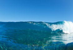 Blue Ocean Wave Stock Images