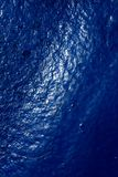 Blue oil painted ship deck abstract macro background high quality prints.  stock photo