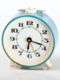 Blue Old Clock Royalty Free Stock Photo