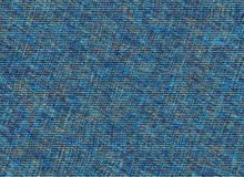 Blue old denim jeans texture Stock Photography