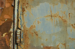 Blue old-fashioned background Royalty Free Stock Photography