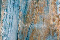 Blue Old Wall Royalty Free Stock Image