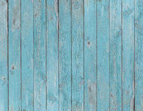Blue old wood planks texture or background. Vintage blue old wood planks background or texture Royalty Free Stock Images