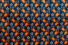 Blue orange texture Royalty Free Stock Photo