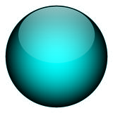 Blue Orb stock illustration