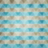 Blue ornament textile with grunge effect Stock Photos