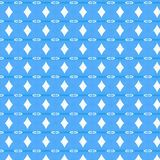 Blue ornamental pattern Royalty Free Stock Photography