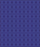 Blue Ornate Pattern Royalty Free Stock Images