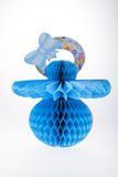 Blue Pacifier Royalty Free Stock Images