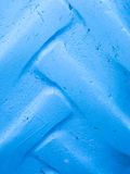 Blue Paint Abstract Background Royalty Free Stock Image