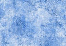 Painted grunge blue texture Royalty Free Stock Photography