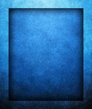 Blue paint background Royalty Free Stock Photography