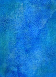Blue paint texture background Stock Image