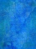Blue paint texture background Stock Image