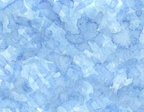 Blue painted background Stock Photos
