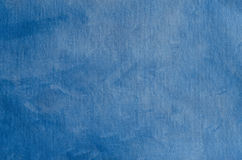 Blue painted background texture with pearly shimmer Royalty Free Stock Photos
