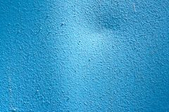 Blue painted metal surface. Abstract backgrund. Template. For web design royalty free stock photo