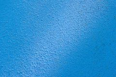 Blue painted metal surface. Abstract backgrund. Template. For web design stock image
