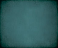 Blue painted ribbed canvas background Royalty Free Stock Image