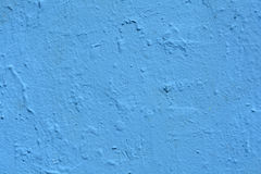Blue painted wall. A blue painted wall background Royalty Free Stock Image