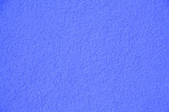 Blue painted wall Stock Photography