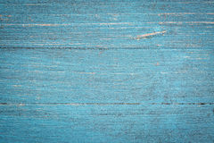 Blue painted wood background royalty free stock photo