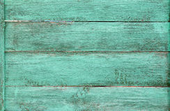 Blue painted wood planks texture grunge background Royalty Free Stock Photo