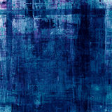 Blue painting Royalty Free Stock Photography