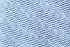 Blue paper napkin Royalty Free Stock Images