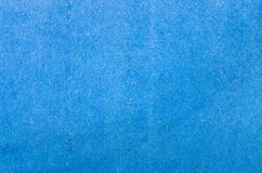 Blue paper or plaster texture Royalty Free Stock Photo