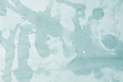 Blue paper with stains royalty free stock photo