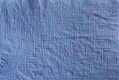 Blue Paper Texture Royalty Free Stock Image