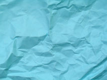 Blue Paper Texture Background. Blue blank Paper Texture Background Royalty Free Stock Photography