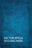 Blue paper texture background Stock Photos