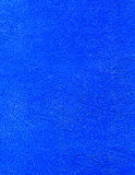 Blue Paper Texture Stock Photo