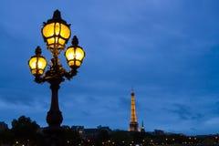 Blue Paris Stock Images