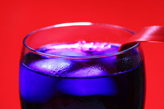 Free Blue Party Drink Royalty Free Stock Images - 16958839