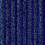 Blue pattern Stock Image