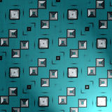 Blue pattern Stock Photography