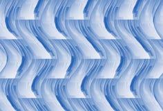 Blue Pattern Stock Photography