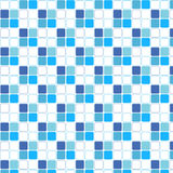 Blue pattern abstract background vector Stock Photography