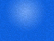Blue pattern background Stock Image