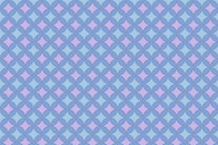 Blue pattern background. A pattern of blue diamonds on a background Royalty Free Stock Images