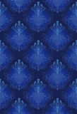 Blue Pattern Background Royalty Free Stock Image