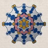 Blue, Pattern, Design, Symmetry royalty free stock photo