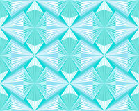 Blue pattern with diamonds Royalty Free Stock Image