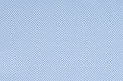 Blue pattern fabric Royalty Free Stock Photo